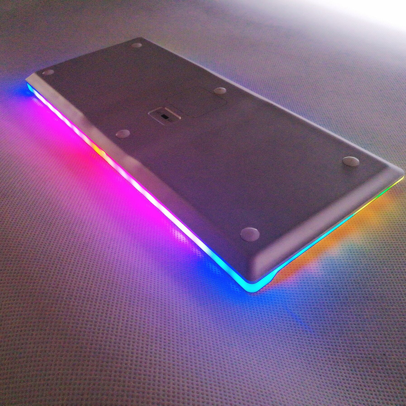 Mechanical Keyboard High-end Wireless RGB Backlight Gaming keyboards MKSJ-10