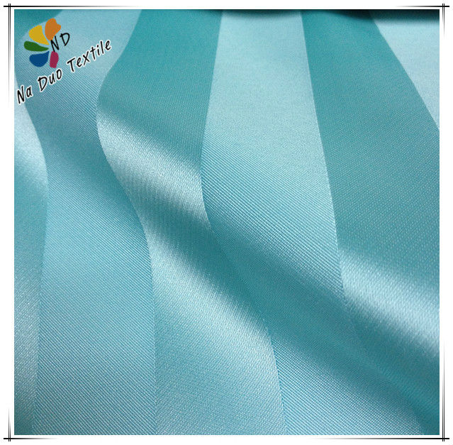 Hot selling satin stripe curtain