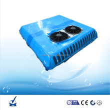 Hot Sale 12v24v 10KW roof mounted universal minibus van air conditioner