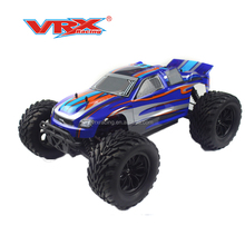 VRX Racing 1/10th scale 4WD electric rc Mega monster truck, Brushed RTR RC Model Toy Cars, RC Truck
