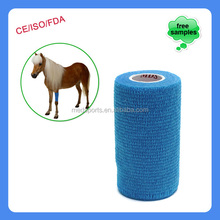 Nonwoven Cohesive Elastic Horse Waterproof Bandages