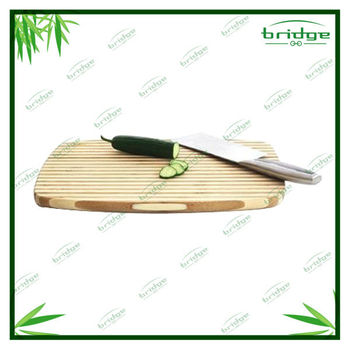 Cheap wooden bamboo vegetable cutting board