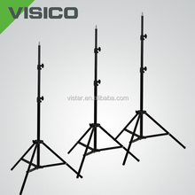 professional VISICO camera tripod, lightweight, folded and can be changed monopod
