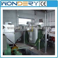 High Quality Tilting Type Gas-fired Scrap Crucible Melting Furnace