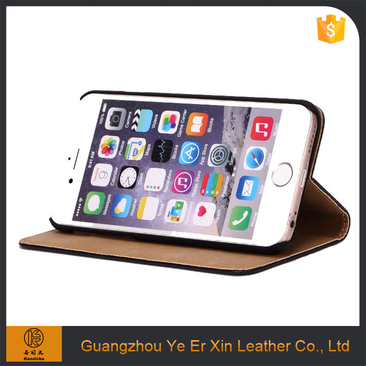 Newest fashional protective leather mobile phone case cover for iphone 6 6s 7 7plus