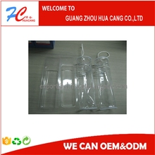 New product clear pvc box Manufacturer/China Printed soft crease clear plastic PVC box