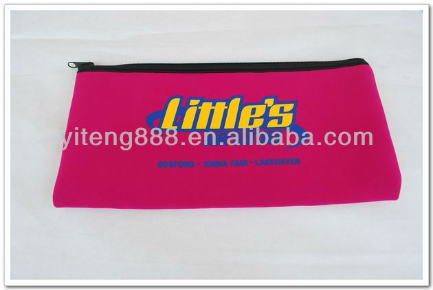 New design and high quality neoprene kids pencil case