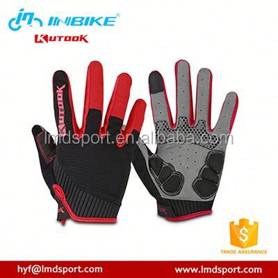 2016 fashion design half finger gloves for sports racing bicycle gloves
