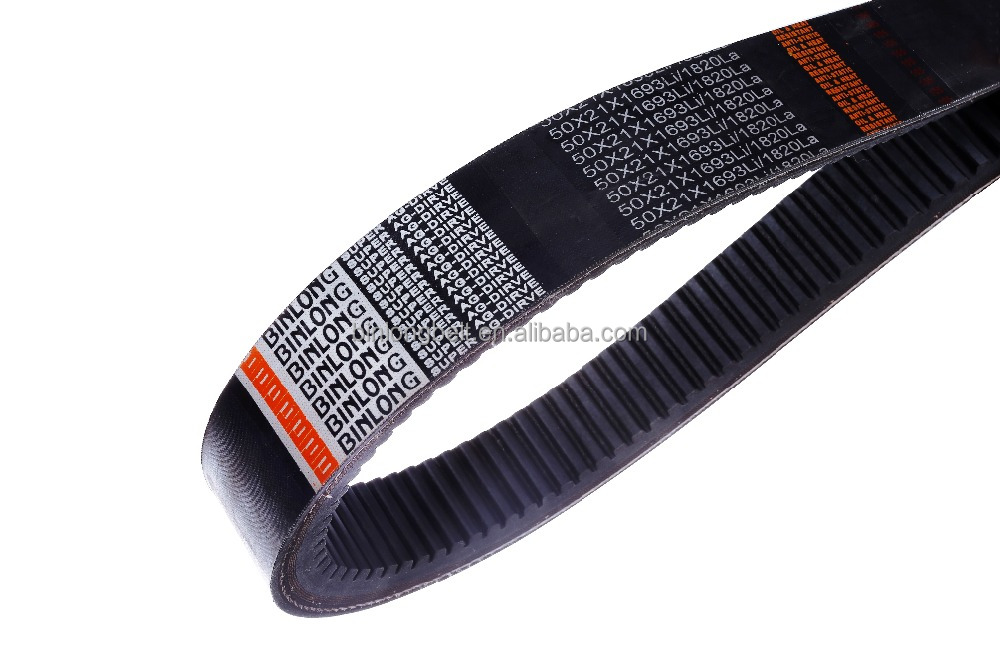 Raw Edge Agricultural Belts
