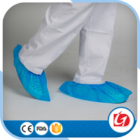 Wholesale stock shoe covers disposable non woven fabric boot cover