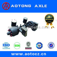 Aotong 9 ton air suspension with lifting system
