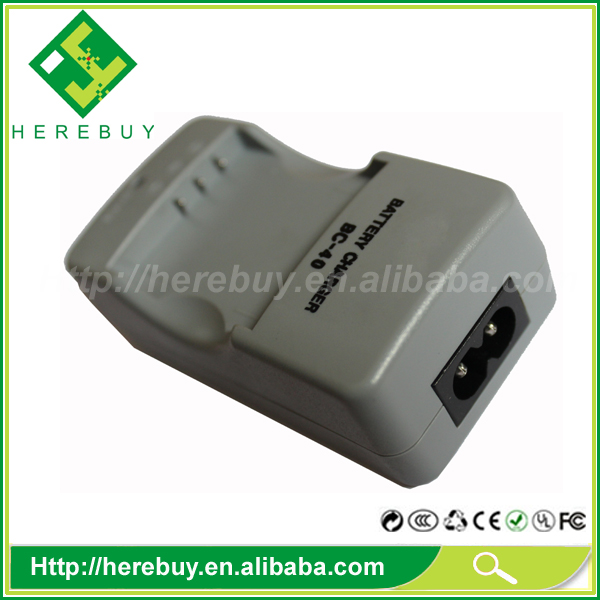 Made in China Wholesale DC 4.2V 415mA BC-40 Digital Camera Battery Charger for Fujifilm