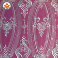 Turkey style allover sequin embroidery lace fabric