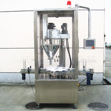 Sodium Silicate filling machine