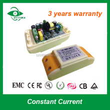 Newest 15w 90-264V 300mA non waterproof led power supply
