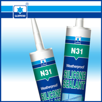Neutral building glue with high quality/weatherproof