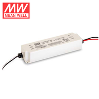 Meanwell Waterproof IP67 Slim LPFH-60-15 60W 220V 230V 15V 4A Constant Current Led Driver Transformer