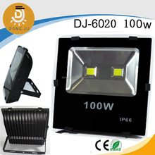 100w 150w 200w, special design! Super slim smd led floodlight waterproof ip65 outdoor flood light with good quality DJ-6020 100w