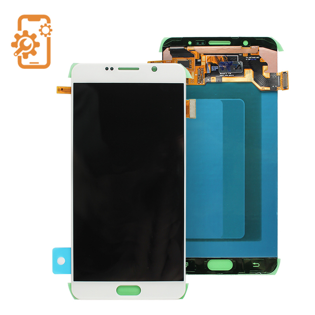 Original Gold For Samsung Galaxy Note 5 N920A N920V N920P LCD Display Touch Screen Digitizer Assembly