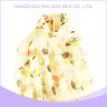 2016 Made in China high quality silk muslim hijab