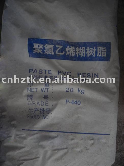 Paste Polyvinyl Chloride Resin For leather