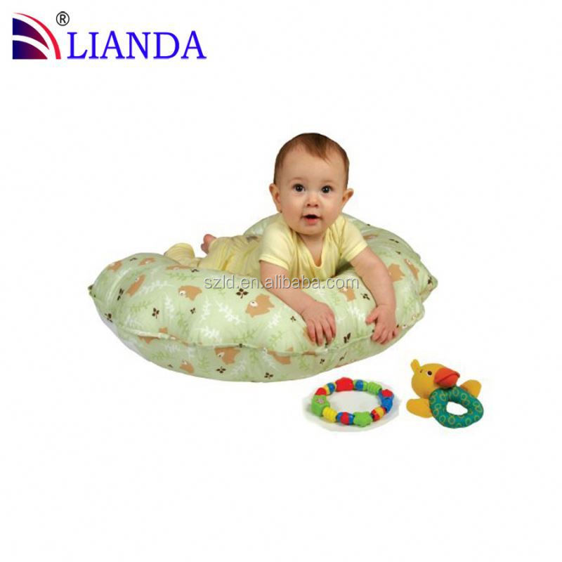 Machine washable in the gentle cycle in warm water body nursing pillow