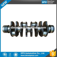 Forklift Excavator Spare Parts 8971129811 Crank for ISU-ZU 4HK1 Crankshaft