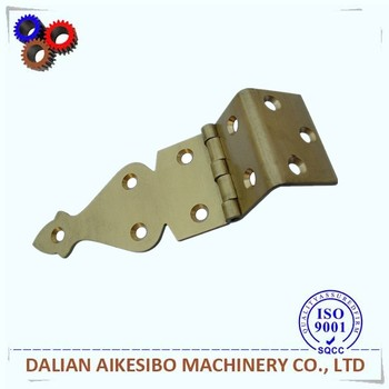 Metal folded, metal stamping parts, hot stamping metal