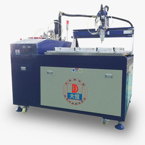 high quality PCB production automatic glue dispensing machine