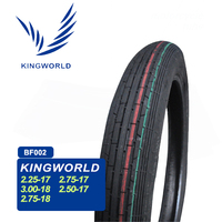 Chinese Brands Tires for Motorcycle 2.75-17 3.00-17
