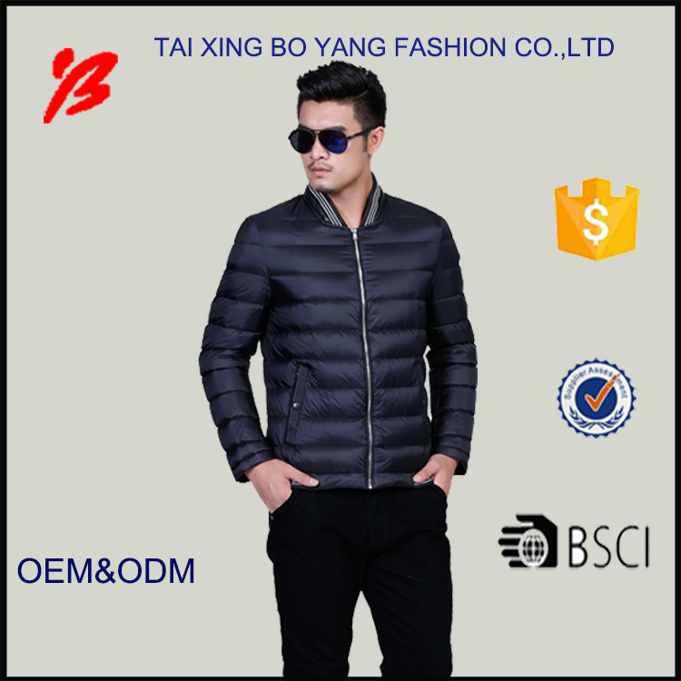 new design mens winter coats cheap OEM