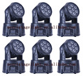 China LED moving head lights HI-COOL cheapest LED light bar quad LED lights moving head light