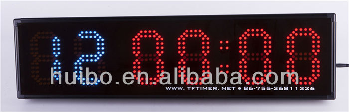 Electronic countdown timer digital