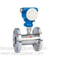 BBZ-turbine waste water flow meter only for liquid