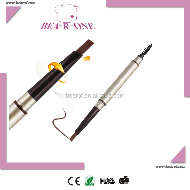 Multicolor Cartridge Rotating Eye Brow Pencil Automatic Eyebrow Enhancers Make Up