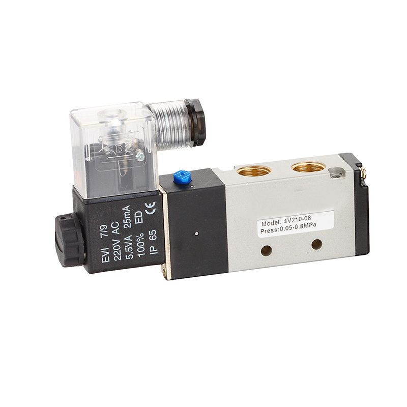 China pneumatic low cost 4v210-08 solenoid valve