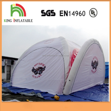 Newest Inflatable 3 persons Family Tent Camping Outdoor Activity