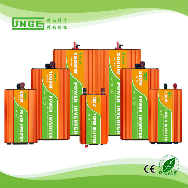 12 24 48 volt 110 volt 230 volt 220 dc to ac power inverters 300w for solar power system mains priority or battery priority