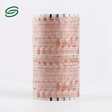 Moon Cake Plastic Roll Film Accept Custom Print Food Packaging Roll Film
