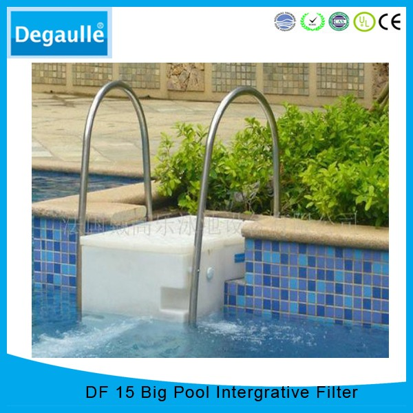 Best Swimming Pools Product : Factory supply best df swimming pool filter equipment