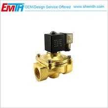 Competitive Price Normally Closed Brass 1 Inch 2 Inch 3 Inch Water Solenoid Valve