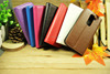 Colorful Wallet Book Style Leather case for LG G2 mini Phone Cover with TPU cover and Stand