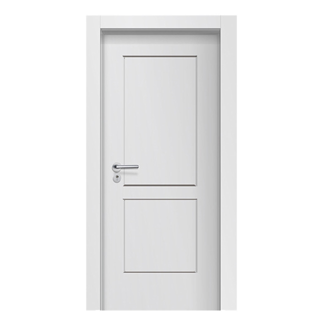 WPC Anti-dust Waterproof 100e 120e 140e Eco Friendly Wood Plastic Composite <strong>Door</strong>