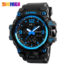 Online Factory Price Skmei Watches Wholesales Multifunctional Waterproof Digital Analog Sports Wrist Watches