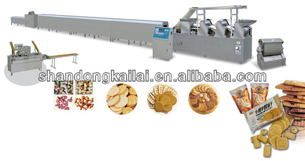 2013 hot sale! automatic biscuit making machine price