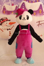 HI CE hottest cheap adult professional panda mascot costume for sale