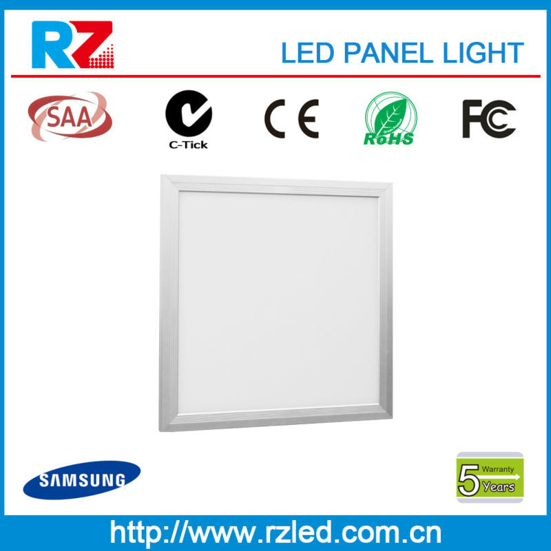 paulownia edge glued panel flat panel led lighting 60x60 cm led panel lighting