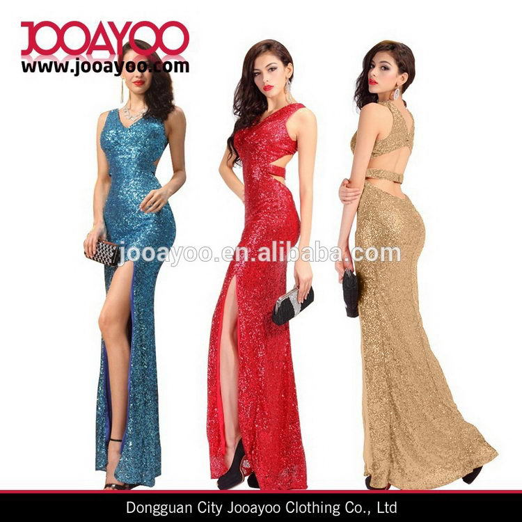 Red Sequin Backless Bandage Sleeveless Slim Bodycon Woman Dress Ladies Long Party Wear Sexy Evening Gown