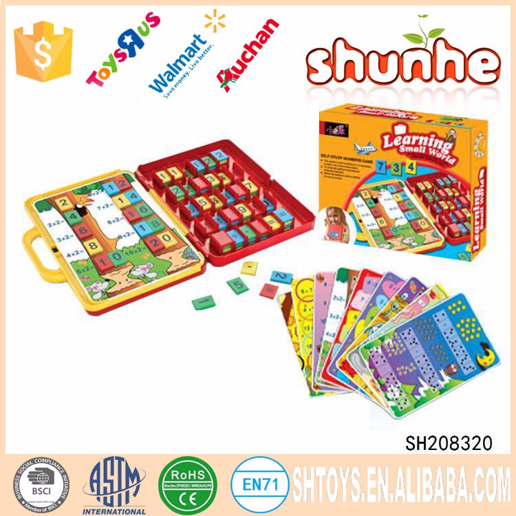 New Designs Puzzle Educational Toys Kids Game