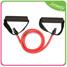 elastic bands and clips , resistance exercise bands ,H0T010 latex gym elastic bands